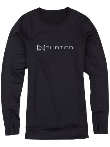 Burton Ak Power Stretch Crew Tech Tee LS