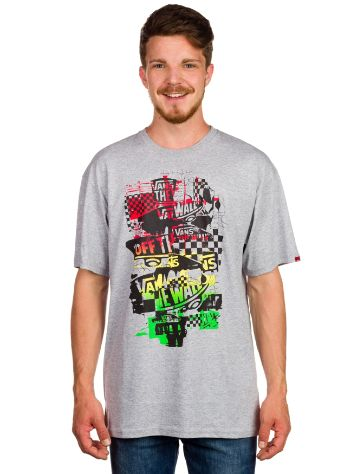 Vans Otw Checker Blaster T-Shirt