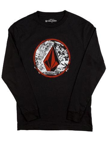Volcom Punk Circle T-Shirt LS Boys