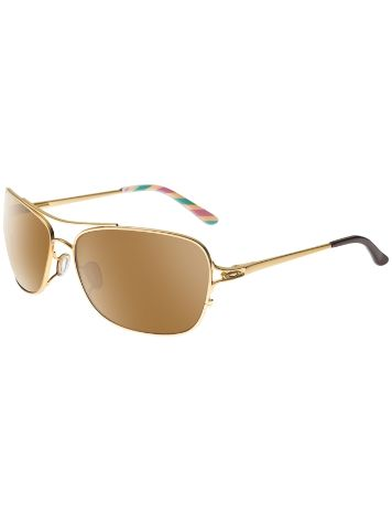 Oakley Conquest satin gold/iris