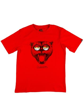 Quiksilver Sunset Cat T-Shirt Niños