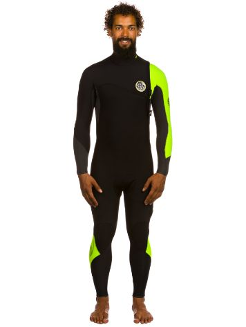 Rip Curl E Bomb 4/3 Gb Zip Free Wetsuit