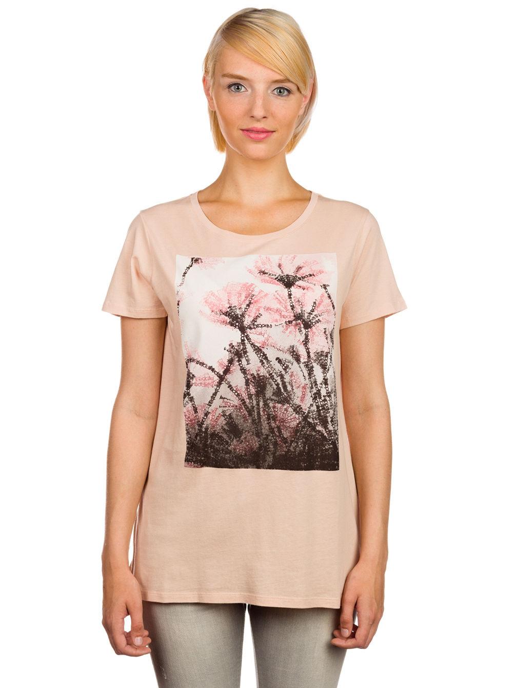 iriedaily-stamp-flower-t-shirt