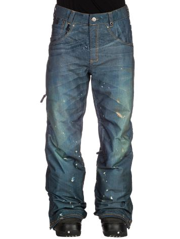 686 Parklan Destructed Denim Pants