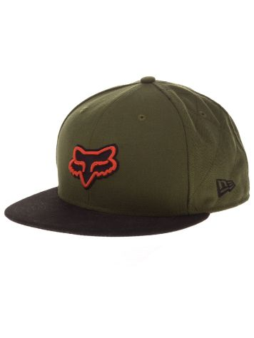 Fox Partol 9Fifty Snapback Cap