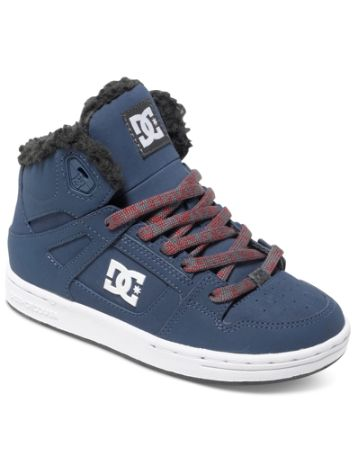 DC Rebound WNT Skate Shoes Boys