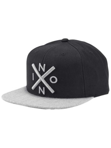 Nixon Exchange Snapback Cap