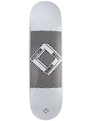 Robotron Square White 8.1'' Deck