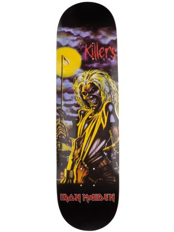 Heavy Metal Iron Maiden - Killers 8.25'' Deck