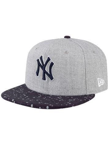New Era Jr Heather Speckle NY Cap Boys