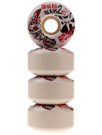 Bones Wheels STF Dead Head 2 V1 52mm Wheels