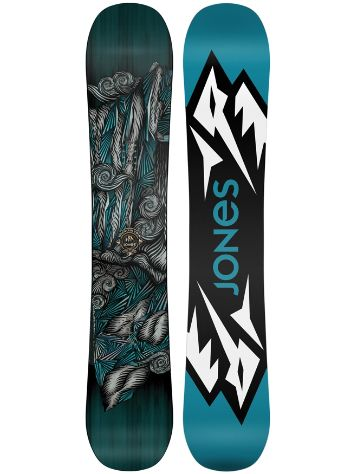 Jones Snowboards Mountain Twin 155W 2016