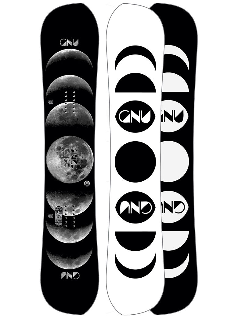 Freestyle Snowboards Gnu Space Case by FB 150 2016 günstig