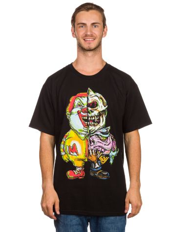 POPxMISHKA Clown/Skut T-Shirt