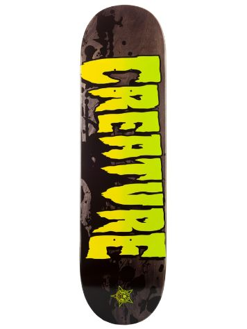 "Creature Stained 8.6"" Deck"