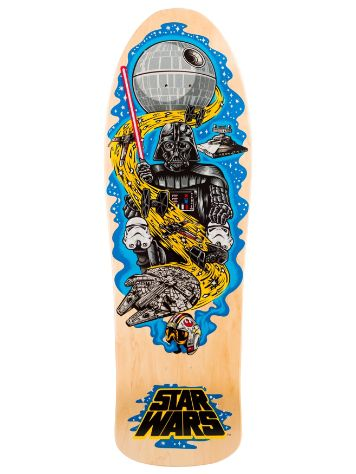 "Santa Cruz Star Wars Vader Neptune 10.14"" Skateboard Deck"