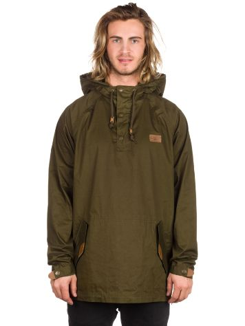 Dravus Timber Twill Anorak Jacket