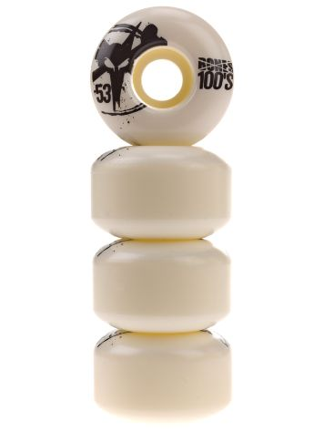 Bones Wheels 100's OG #13 100A 53mm Wheels