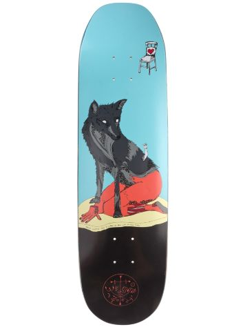"Welcome Rhiannon 8.5"" Moontrimmer Deck"