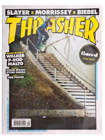 Thrasher Trasher Issue 2015 September