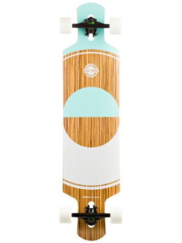 "Long Island Longboards Eclipse 9.72"" x 40.37"" Complete"