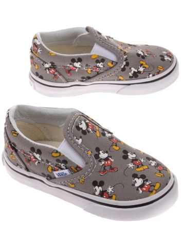 Vans Classic Slip-On Disney Slippers Boys