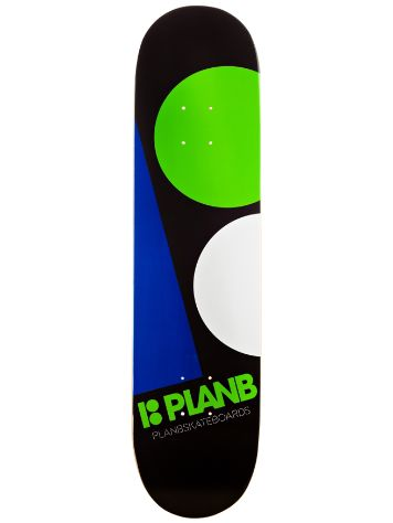 "Plan B Team Massive 7.75"" Deck"