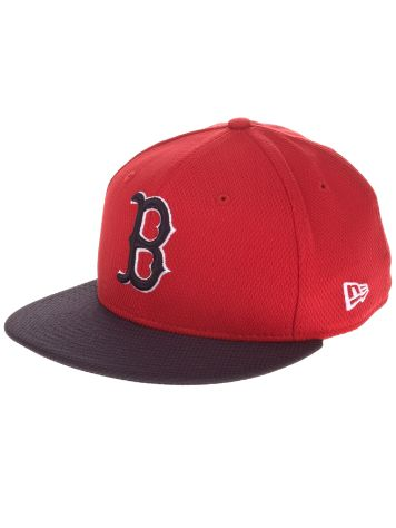 New Era De Basic Reverse Boston Cap