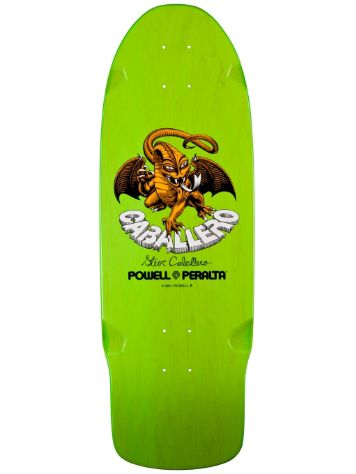 "Powell Peralta Steve Caballero Limited Edition 10"" Deck"