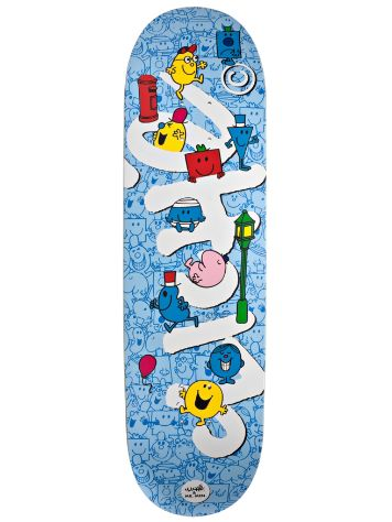 "Cliche Mr. Men Team Directional R7 8.625"" Deck"