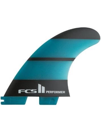 FCS FCS II Performer Neo Glass Medium Tri Fins