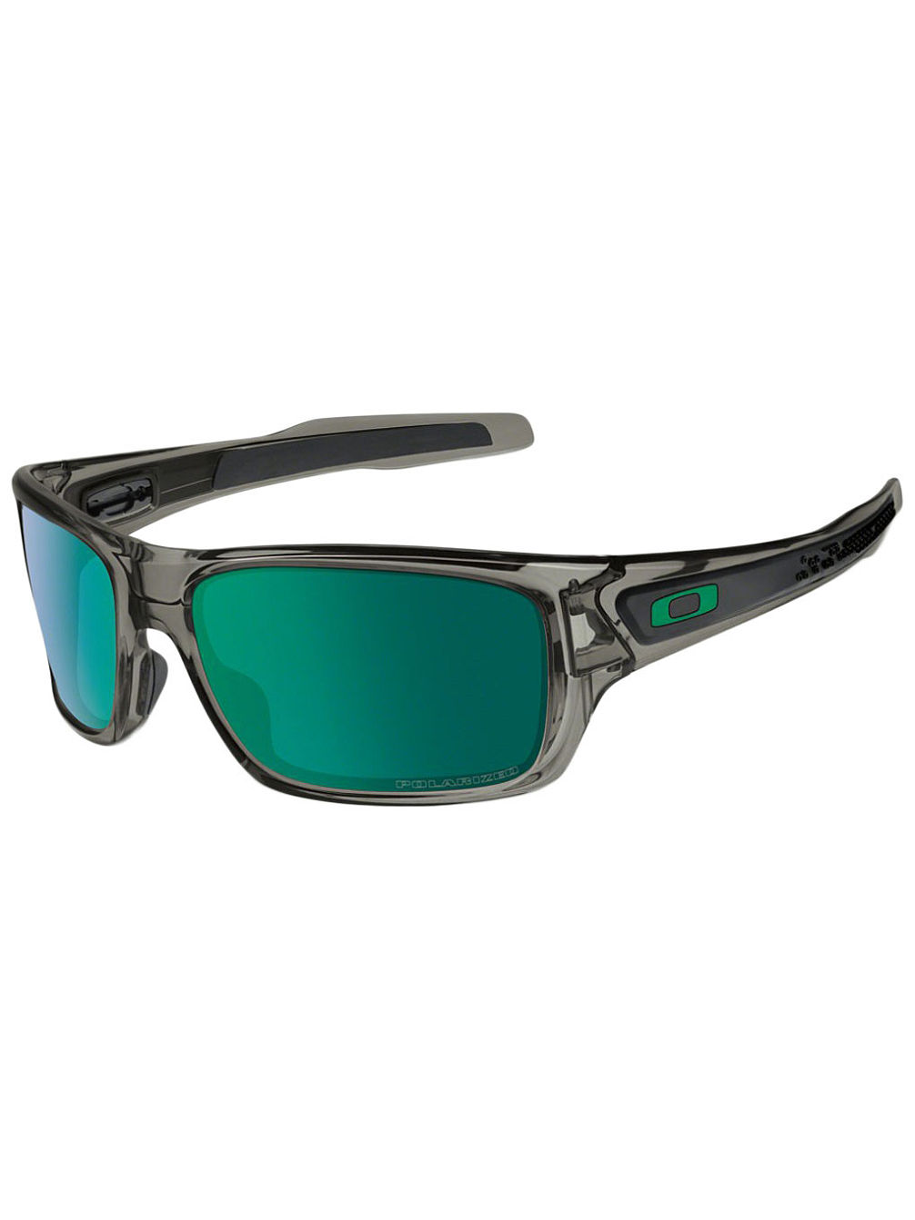 4b6a7aa8b8 Oakley Turbine Grey Smoke Jade Iridium Polarized - Bitterroot Public ...