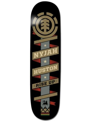 "Element Nyjah Banner 7.75"" Skateboard Deck"