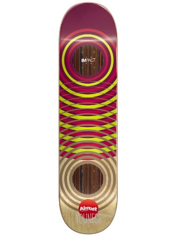 "Almost Youness OG 8.0"" Impact Rings Deck"