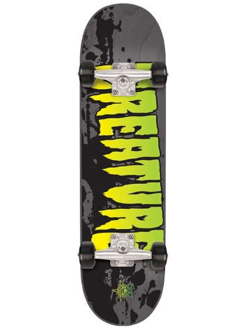 "Creature Stained 7.5"" Skateboard Complete"