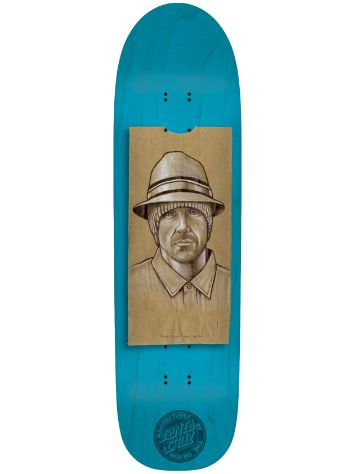 "Santa Cruz Lunchbag Series 8.9"" Deck"