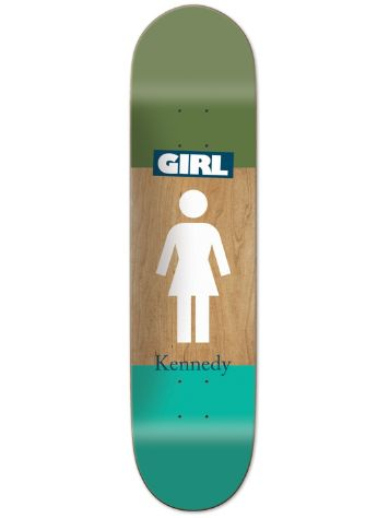 "Girl Kennedy Blocked Og 8"" Skateboard Deck"
