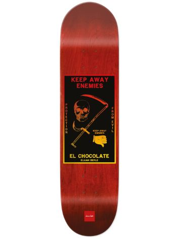 "Chocolate Berle Black Magic 8.375"" Skateboard Deck"
