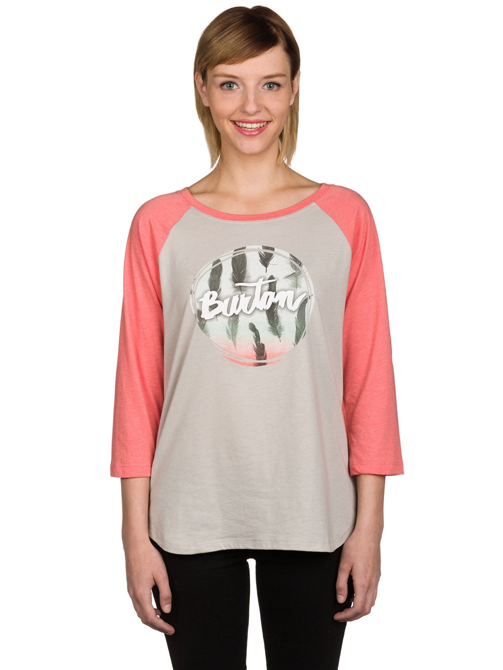 burton-abby-raglan-t-shirt