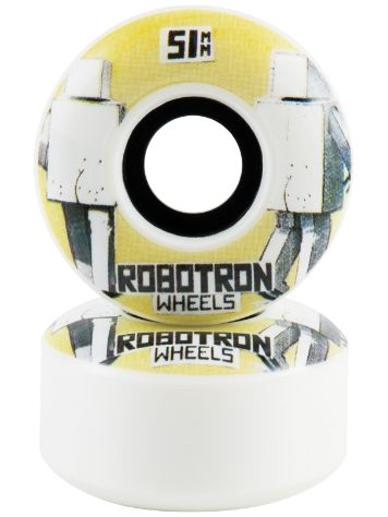 Robotron Photocopy 51mm Wheels