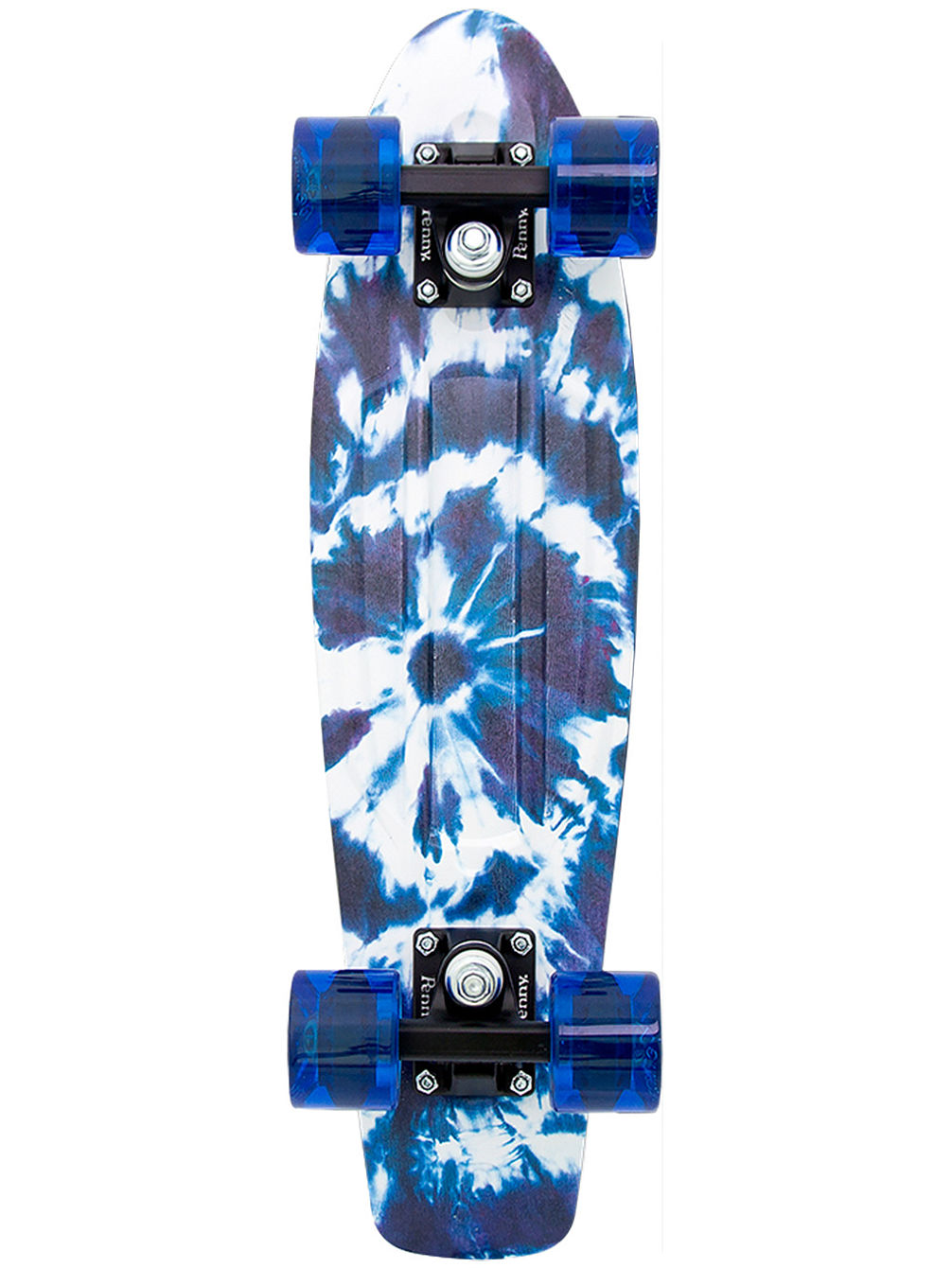 penny skateboards classic 22 indigo tie dye complete online kaufen bei blue. Black Bedroom Furniture Sets. Home Design Ideas