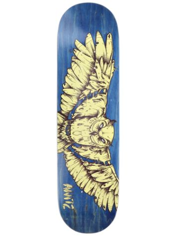 "Antiz Fixed Owl 8.3"" Ivory Deck"