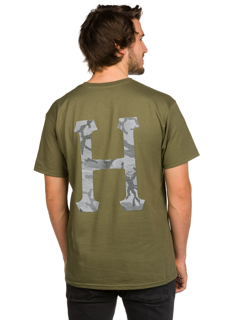 huf-street-ops-camo-classic-h-t-shirt