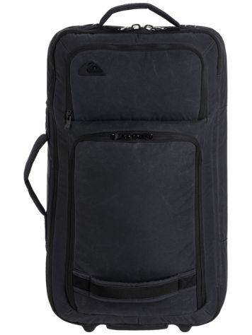 Quiksilver Compact Travelbag oldy black / schwarz Gr. UNI