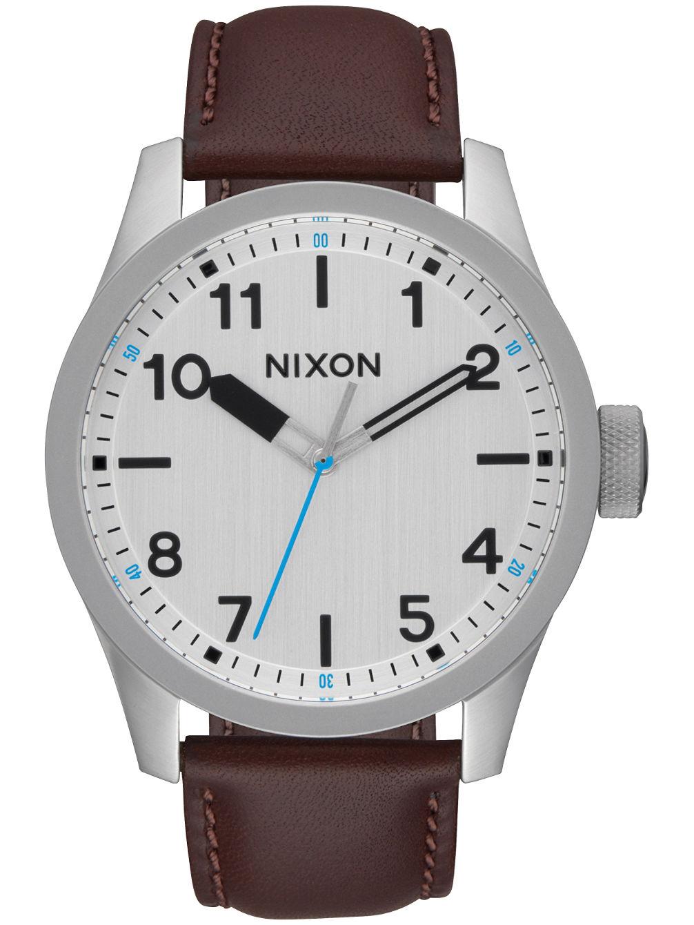 nixon-the-safari-leather
