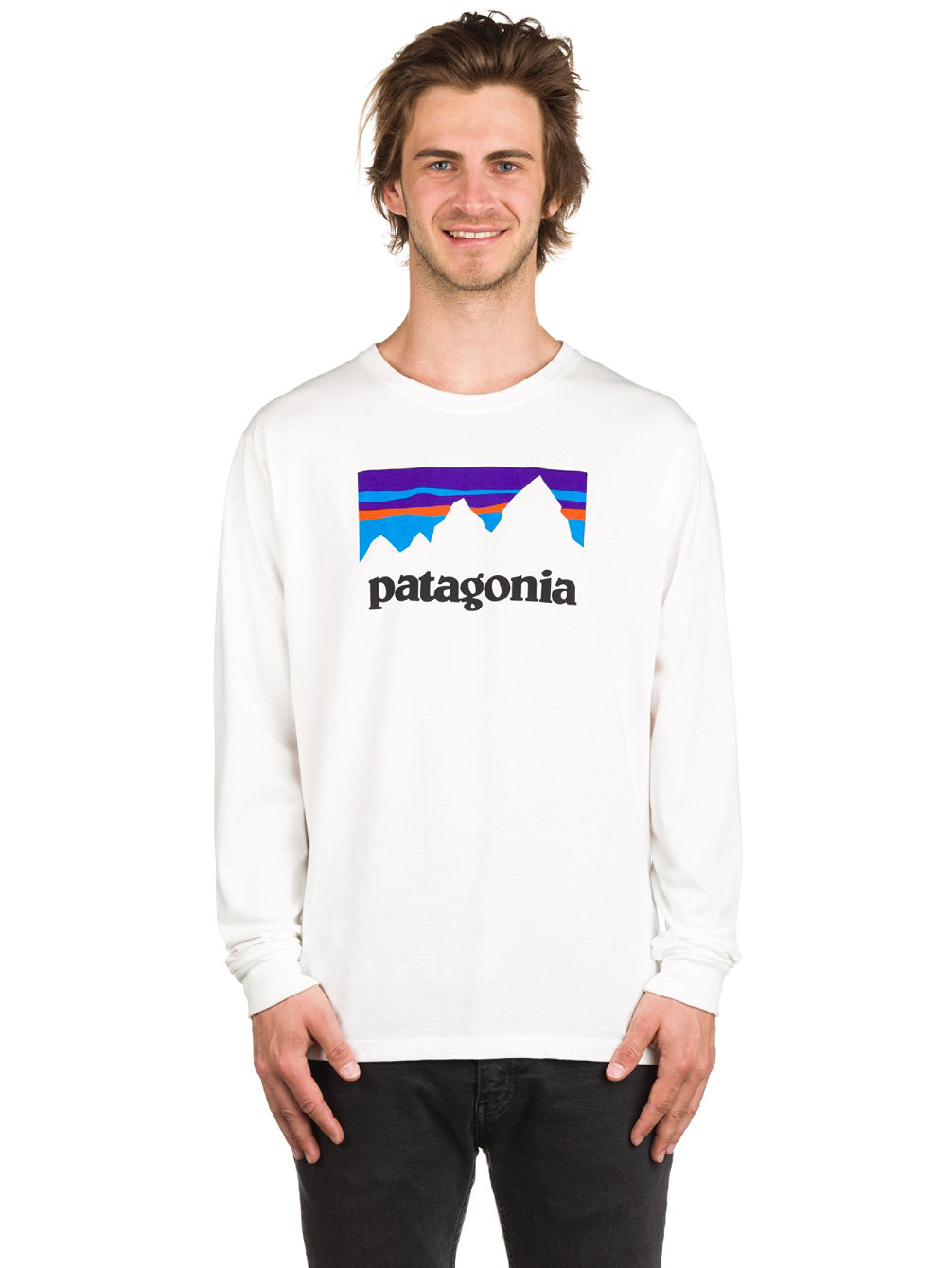 patagonia-shop-sticker-cotton-t-shirt-ls