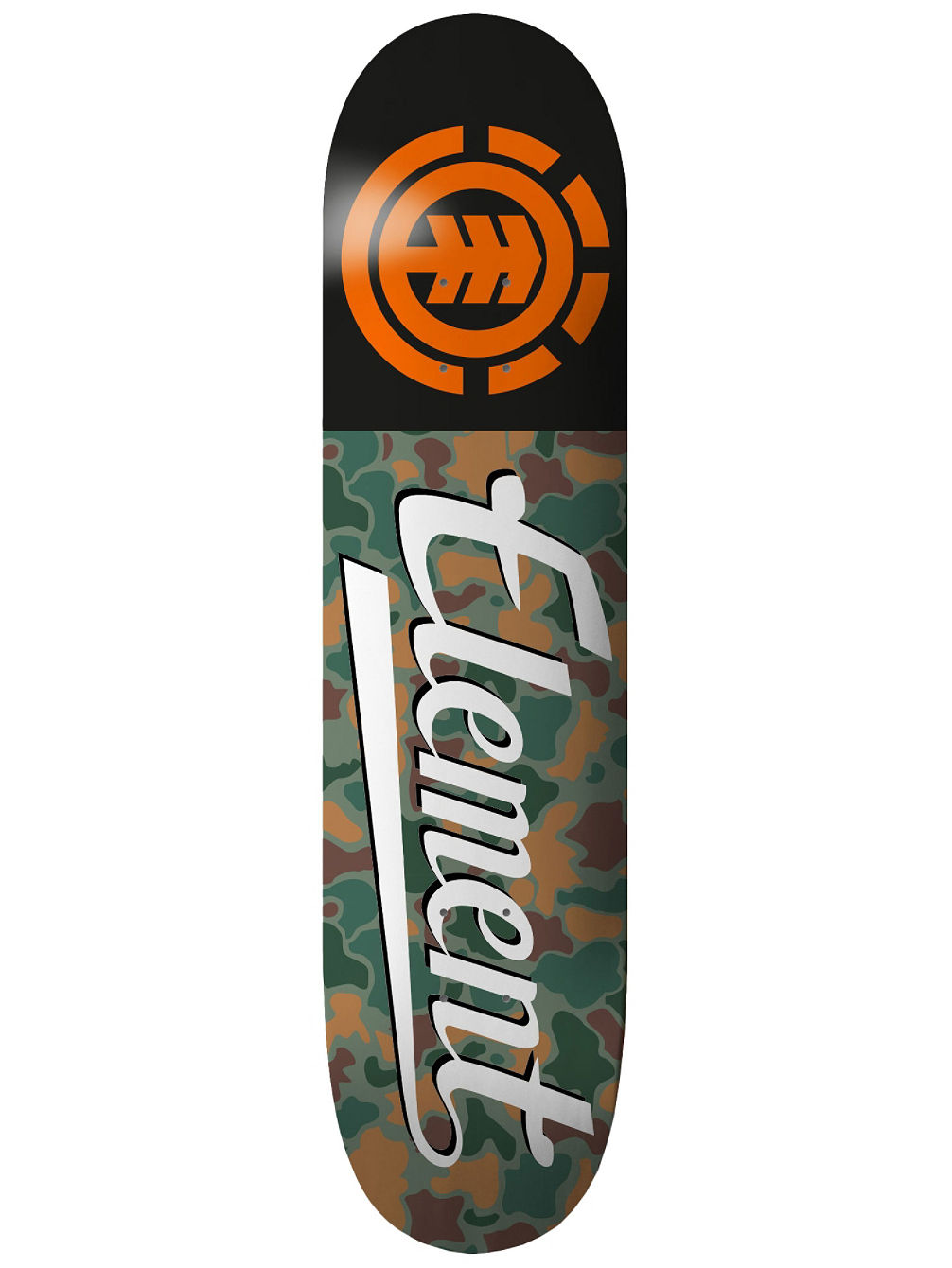 element-jungle-script-82-skateboard-deck