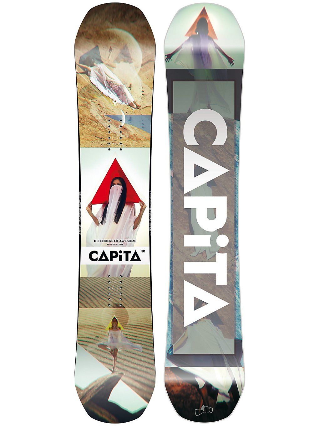 Capita Defenders Of Awesome 150 2018