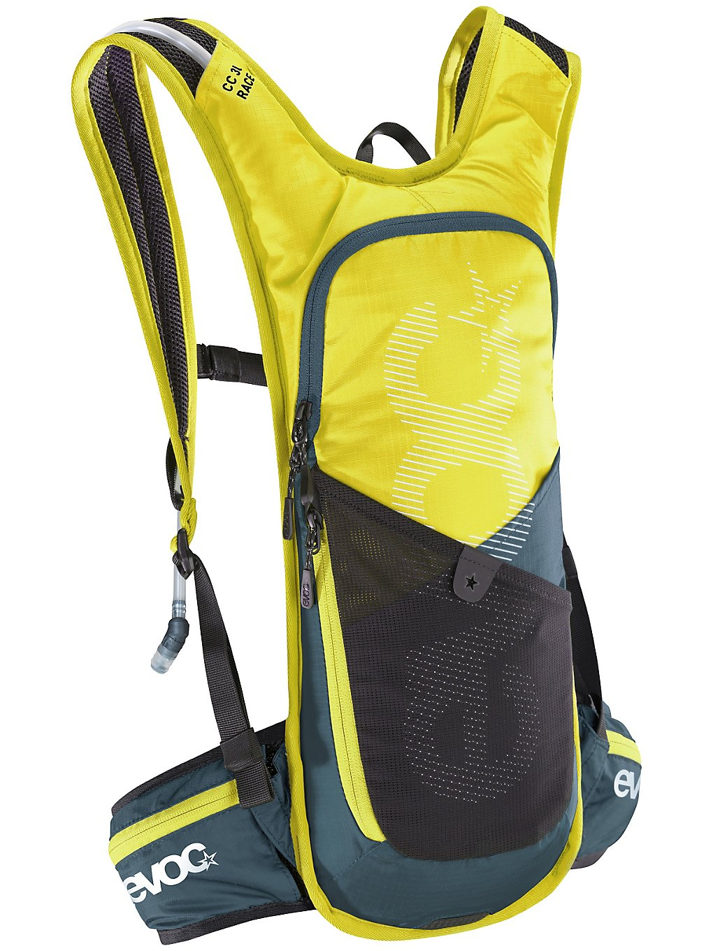 Evoc Cc 3L Race + 2L Bladder Backpack Preisvergleich