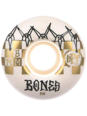 Bones Wheels Spf Tiles 81B P2 58mm Ruedas